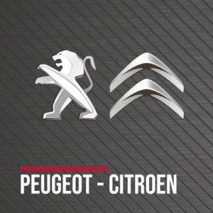 Coprichiave Citroen - Peugeot