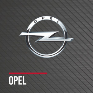 Coprichiave Opel
