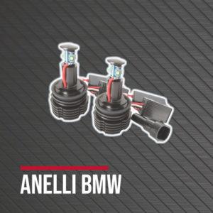 Kit Potenziamento Anelli BMW