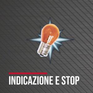Lampade di Indicazione - Stop